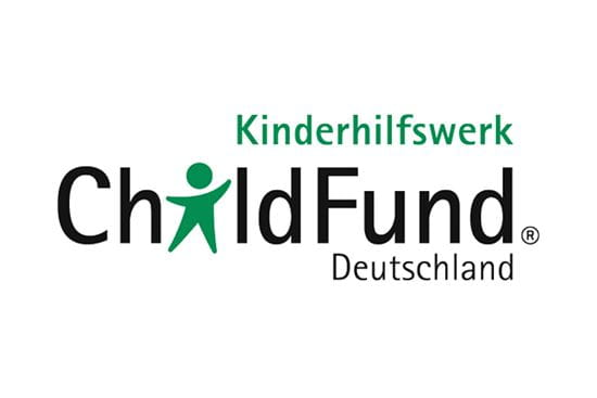Logo des Training & Consulting-Kunden Child Fund (Quelle: Kunde).